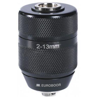 Euroboor IBQ.13 Snabbchuck 2-13 mm, UNF