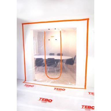 TEBO Cover 869632 Glidelåsdør XL, U-form