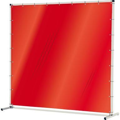 Industridraperier Björndraperiet 104103 Svetsskärm 1,5 x 1,9 m, transparent