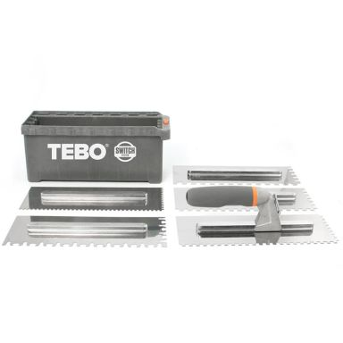 TEBO Switch Laastikampasarja 280 mm