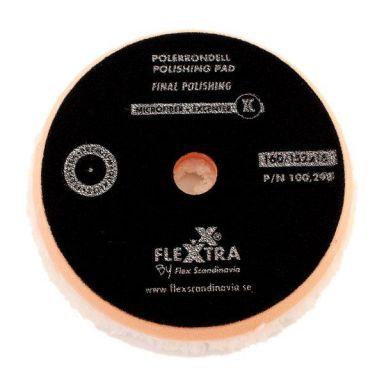 Flexxtra 100298 Microfiberrondell 160 mm