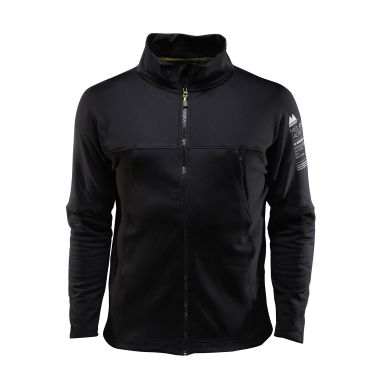 Monitor Midlayer Jacket Jacka svart