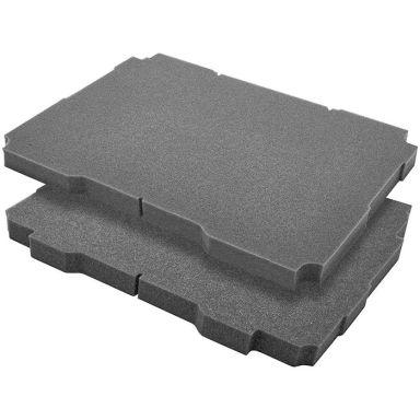 Festool SE-VAR SYS3 L/2 Rasterskum 2-pack