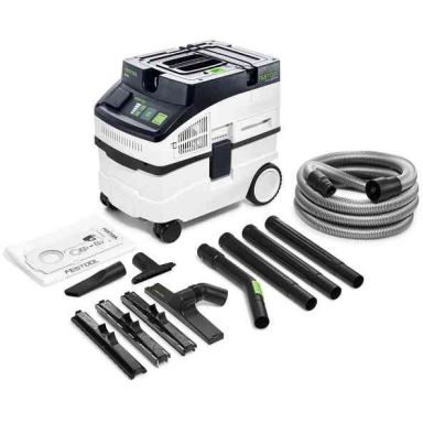 Festool CT 15 E-Set Dammsugare