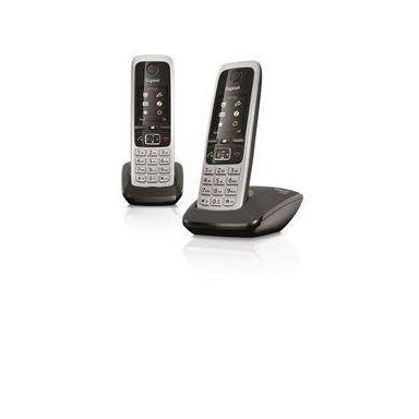 Panasonic 608812 Telefon 2 st handenheter