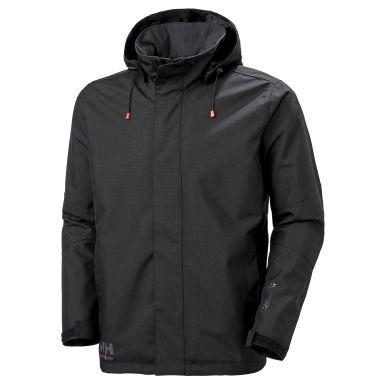 Helly Hansen Workwear Oxford Softshelljakke svart