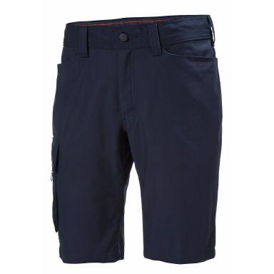 Helly Hansen Workwear Oxford Shorts marinblå