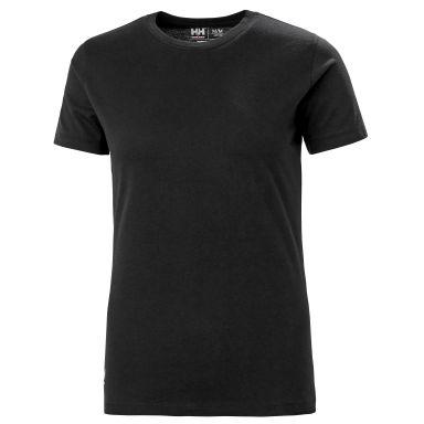Helly Hansen Workwear Manchester T-skjorte svart