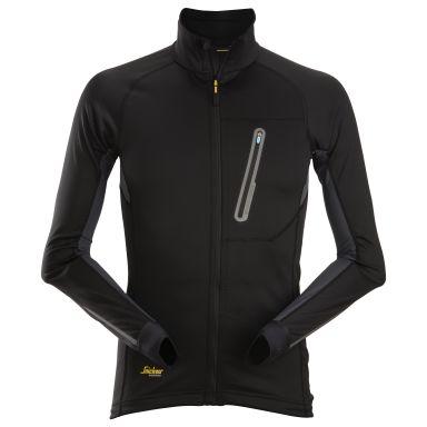 Snickers 9448 LiteWork Sweatshirt svart