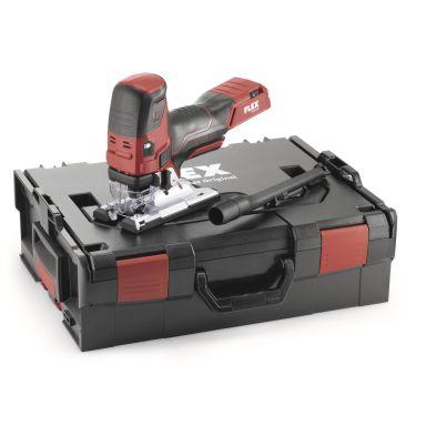 Flex JS18.0-EC Sticksåg utan batterier och laddare