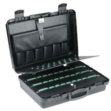 MAX cases 17048H184PU Förvaringsväska med infällbara handtag