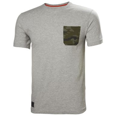 Helly Hansen Workwear Kensington T-skjorte grå/kamuflasje