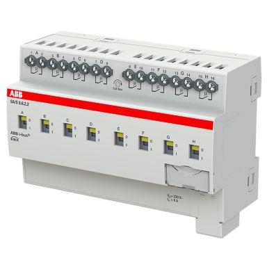 ABB 2CDG110255R0011 Tulo-/lähtöyksikkö KNX, 230 V, 6 A