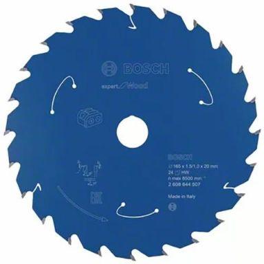 Bosch Expert for Wood Sågklinga 165x1,5x20 mm, 24T