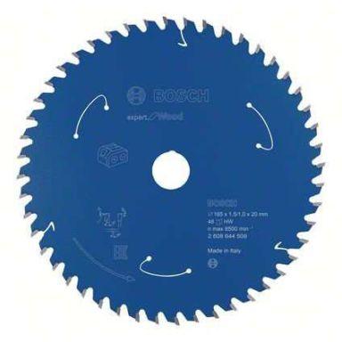 Bosch Expert for Wood Sågklinga 165x1,5x20 mm, 48T