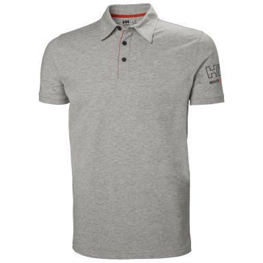 H/H Workwear Kensington Pikétröja grå