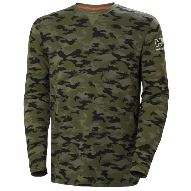 Helly Hansen Workwear Kensington Genser kamouflage