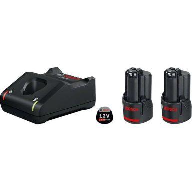 Bosch GBA 12V 2,0Ah + GAL 12V-40 Laddpaket