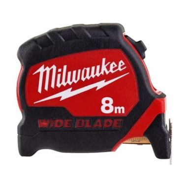 Milwaukee Premium Wide Blade Måttband 33 mm bladbredd