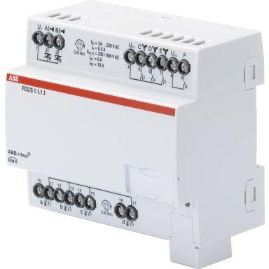 ABB 2CDG110210R0011 Puhallinkonvektorisäädin 3-vaiheinen, 2 venttiiliä moottorin lähtöön