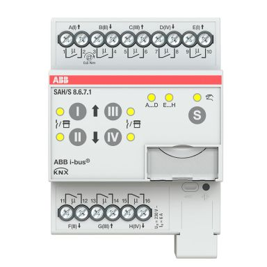 ABB 2CDG110244R0011 Combi-kytkinyksikkö 230V, 6 A