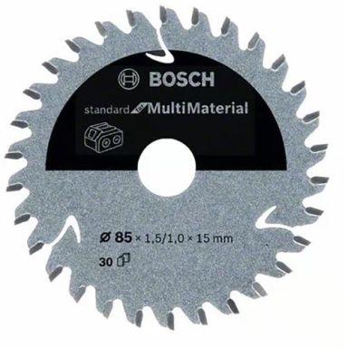 Bosch Standard for Multi Sahanterä 85x1,5x15 mm, 30T