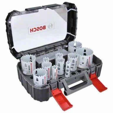 Bosch Carbide Powerchange Reikäsahasarja 13 osaa, 20-76 mm, pituus: 60 mm