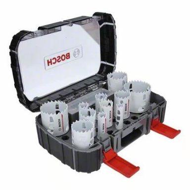 Bosch Carbide Powerchange Hullsagsett 13 deler, 20–76 mm, lengde: 60 mm