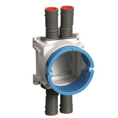 Schneider Electric IMT36193 Apparatdosa för dubbel/trippelgips
