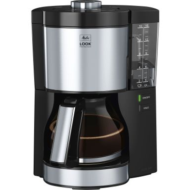 Melitta Look 5.0 Perfection Kaffebryggare svart, 1080 W