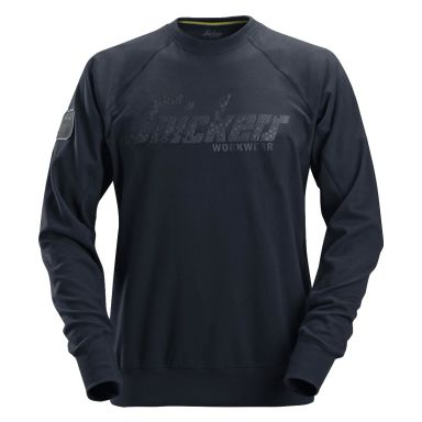 Snickers 2882 Sweatshirt marinblå