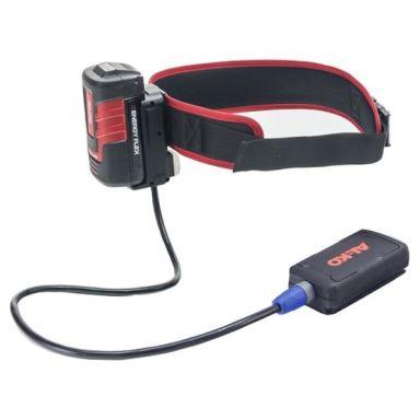 AL-KO Energy Flex Batteribälte med adapter