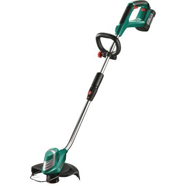 Bosch DIY Advanced Grasscut 36-30 Gresstrimmer med 2,0 Ah batteri og lader