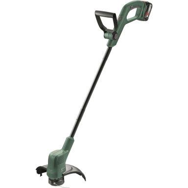 Bosch DIY Easy Grasscut 18-260 Grästrimmer med 2 st 2,0Ah batterier och laddare