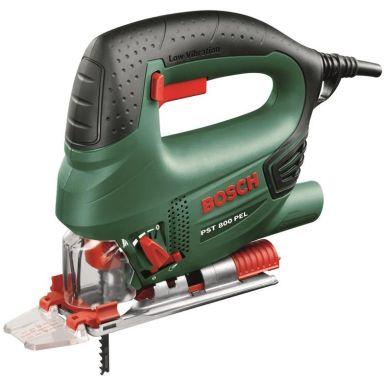 Bosch DIY PST 800 PEL Sticksåg med tillbehör, 530 W
