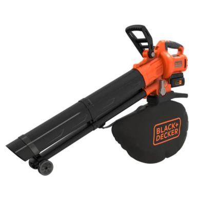 Black & Decker BCBLV3625L1-QW Lövblås med batteri