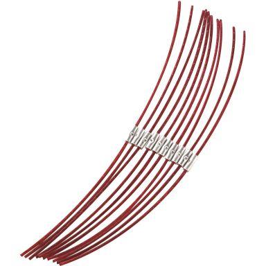 Bosch DIY F016800181 Tråd 26 cm, extra stark, 10-pack