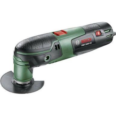 Bosch DIY PMF 2000 CE Multiverktøy Starlock, med tilbehør
