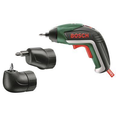 Bosch DIY IXO V Plus Skruvdragare med tillbehör