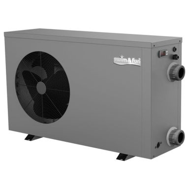 Swim & Fun Heat Booster ECO Värmepump 5,5kW, R32