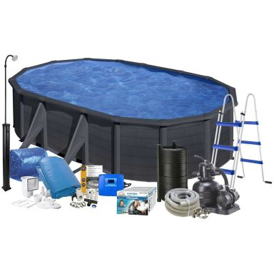 Swim & Fun 2732 Poolpaket 5 x 3 x 1,2 m, 14 455L