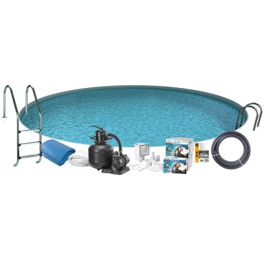 Swim & Fun 2780 Poolpaket Ø4,2 x 1,5 m, 18 840L