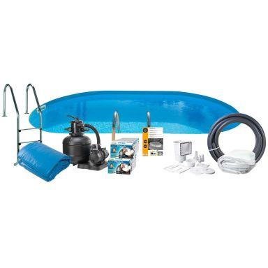 Swim & Fun 2782 Allaspaketti 6 x 3,2 x 1,5 m, 24 420 l