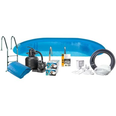Swim & Fun 2783 Poolpaket 7 x 3,2 x 1,5 m, 27 470L