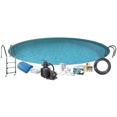 Swim & Fun 2790 Poolpaket Ø3,5 x 1,2 m, 10 102L