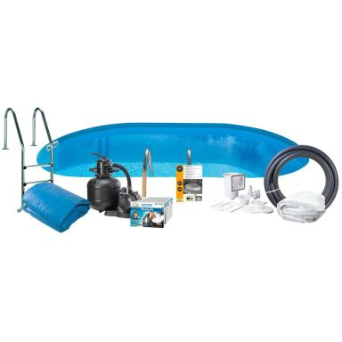 Swim & Fun 2792 Poolpaket 5 x 3 x 1,2 m, 12 360L
