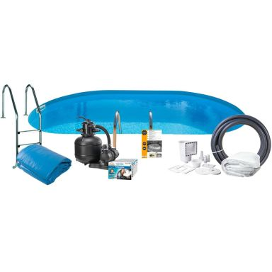 Swim & Fun 2793 Poolpaket 6 x 3,3 x 1,2 m, 17 850L