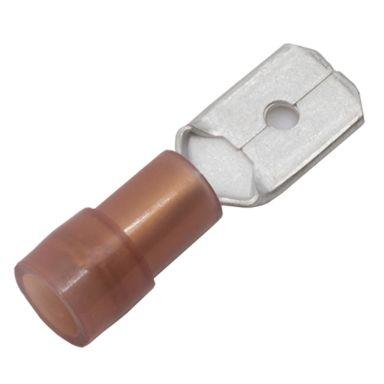 Abiko KA1507H-CP Kabelsko flatstift, 10-pack