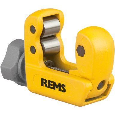 REMS Cu-INOX S Mini Röravskärare 3-28 mm, koppar/elfz/rostf.