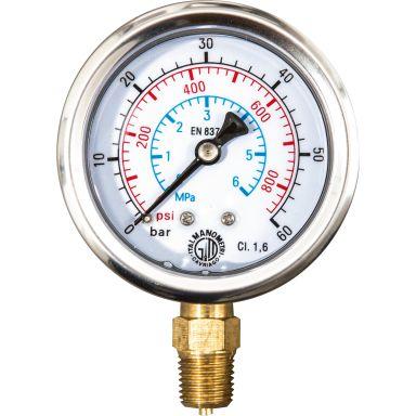 REMS 115140 Manometer för REMS Multi-Push, 60 bar